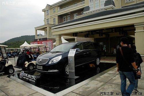 超越自我 试驾全新别克GL8豪华商务车 汽车之家