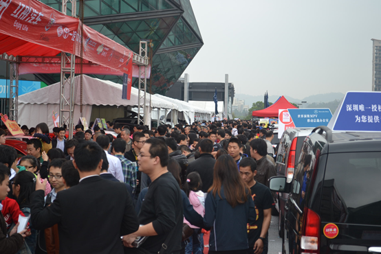 2013深圳国际车展_2013深圳车展10月25日大运中心闪亮登场-爱卡汽车
