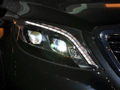 存在更为引领未来 试驾奔驰全新S500
