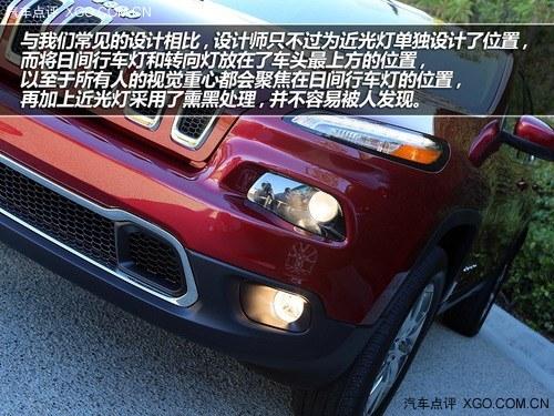 九转功成 美国加州抢先试驾Jeep自由光