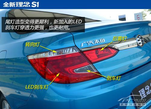 试驾广汽本田全新理念S1 披上运动外套
