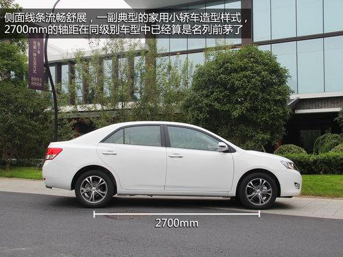 空间宽敞/挡位清晰 试驾2014款众泰Z300