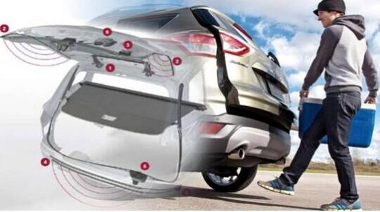 SUV进入智能时代,福特翼虎开启新篇章