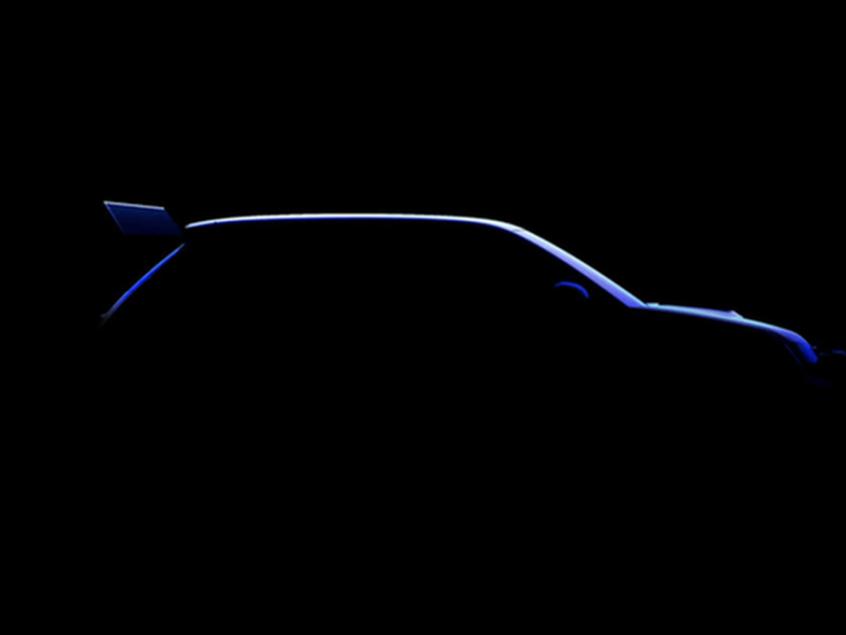 雷诺4预告图正式曝光 电动版2025年发布
