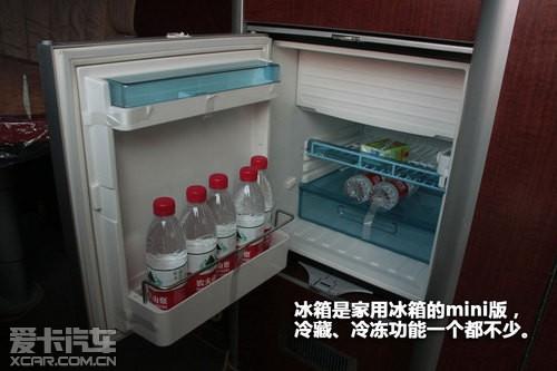 奔驰冰箱接线图