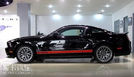 福特野马500高清图片