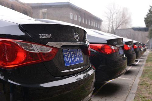 北京现代第八代索纳塔