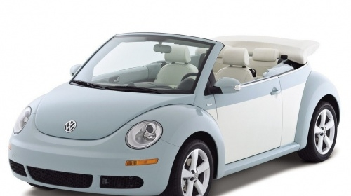 大众美国出甲壳虫终极版 2010年春上市