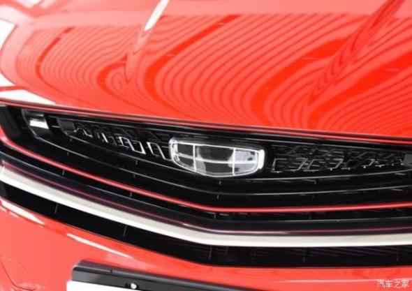 """吉利全新""""黑马""""上市,搭四缸发动机,百公里油耗6.1L,7.98万起"""