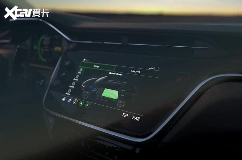雪佛兰Bolt EUV最新预告图 2021年投产